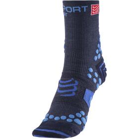Compressport Racing Winter Run V2.1 - Calcetines Running - azul